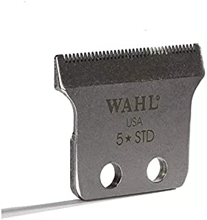 Wahl Professional Adjustable T Shaped Trimmer Blade #1062-600 – Designed for Specific Wahl, 5 Star, and Sterling Trimmers – Includes Oil, Screws, and Instructions
