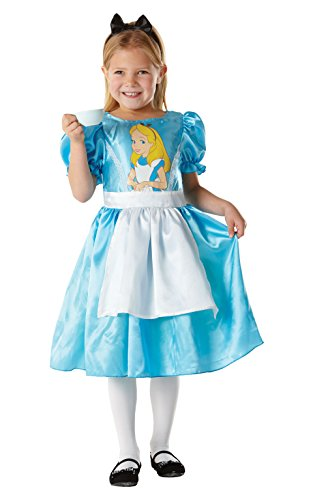 Rubie's Alice In Wonderland - Bambini Costume - Small - 104 Centimetri