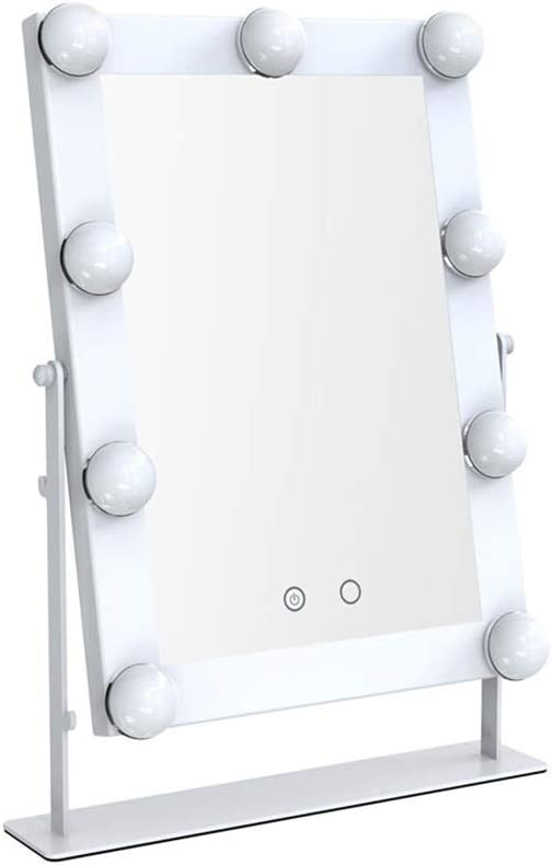 KXA Vanity Mirror Cosmetic Dresser Lighting H Bulbs LED with Kit Max 54% OFF free shipping