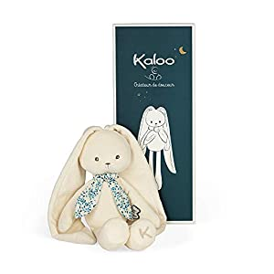 Kaloo- Lapinoo Conejo de Peluche, Color crema, 35cm (Juratoys K969946)
