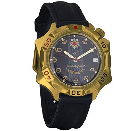 Vostok KOMANDIRSKIE 2414539301Militar ruso reloj mecánico