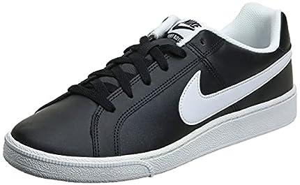 Nike Court Royale, Zapatillas de Gimnasia para Hombre, Negro (Black/White), 44 EU