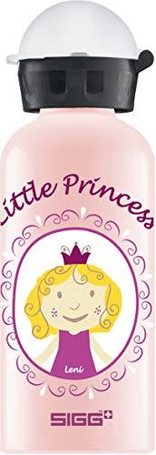 SIGG Unisex Jugend Leni Wasserflaschen, Pink, 0.4
