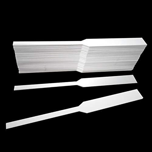 Honbay 100PCS Disposable White Perfume Essential Oils Paper...