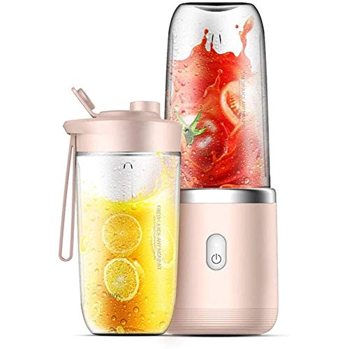New Juicer Wireless Home Automatic Fruit and Vegetable Multi-Function Mini Student Juice Electric Ju...
