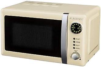 Microondas Jocel JMO001351, 20 L, 800 W, Beige + tapa para micro gratis