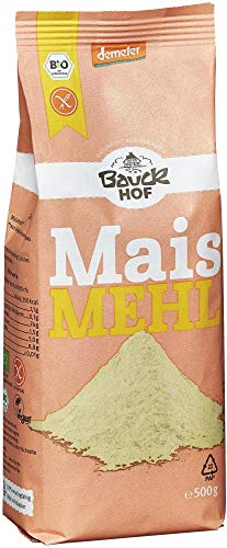 Bauckhof Bio Maismehl glutenfrei (2 x 500 gr)