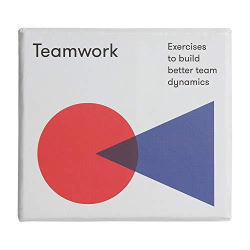 The School of Life - Teamwork - Exercises to Build Better Team Dynamics 9833 The School of Life Team Work, Blanc cassé, Rouge, Violet