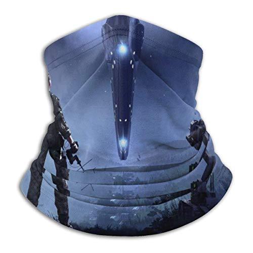 XXUU Armed Assault Neck Gaiter Schlauchmaske Kopfbedeckung, Motorrad Gesichtsmaske Gesichtsschal, Sturmhaube