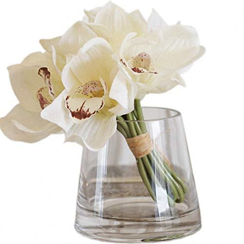 Achnr Simulation Orchidee Cymbidium Tisch Blume Badezimmer Dekoration Blume Dekoration Konferenztisch Dekoration Blume