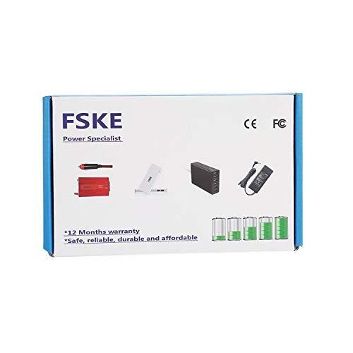 FSKE 65W 19V 3.42A Universalnezteil Laptop Netzteil Ladegerät Ladekabel für JBL Xtreme Xtreme 2 ASUS Toshiba Lenovo Medion Akoya Notebook AC Adapter EUR Power Supply,5.5 * 2.5mm