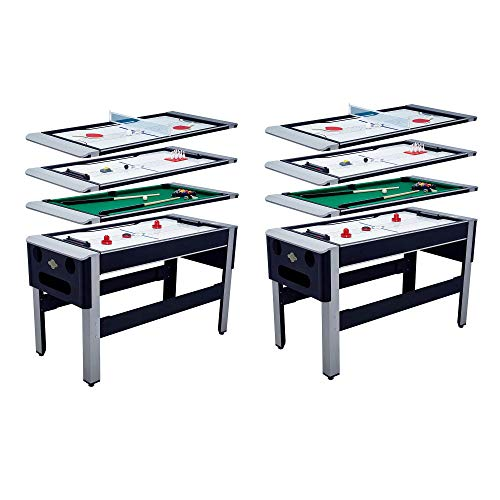 For Sale! Lancaster Pool Bowling Hockey Table Tennis Combo Arcade Game Table (2 Pack)
