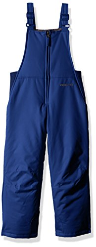 Arctix Youth Chest High Snow Bib Overalls, Royal Blue, 4T