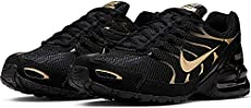 Nike Men's Air Max Torch 4 Running Shoe (13, Black/Gold)