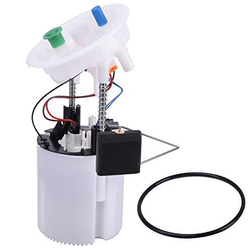 Bapmic 16147163298 Right Fuel Pump w/Sending Unit for BMW E88 E90 E92 E93 E84 X1