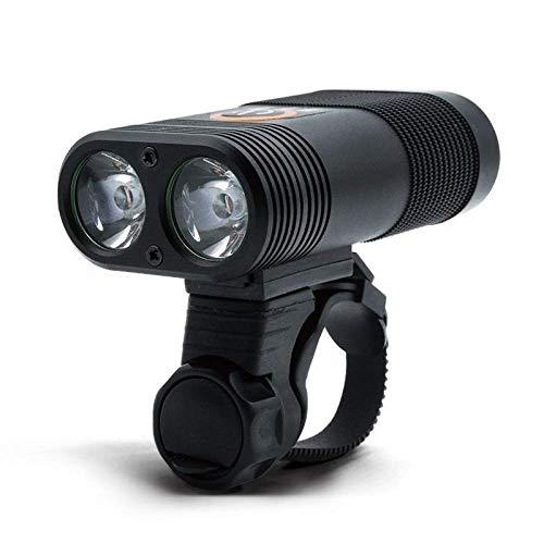 LZMXMYS Luz de bicicleta, Luces de bicicleta Niños USB Recargable Luz de bicicleta 400 Lumens Faros de bicicleta 85 ° Luz de montaña iluminada IP65 Impermeable Impermeable 360 ° Soporte de rotación