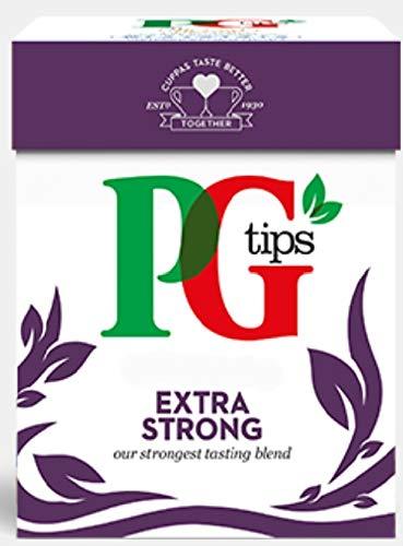 PG Tips extra strong 80 Teebeutel