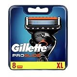 Gillette ProGlide Hommes 8 Lames de Rasoir