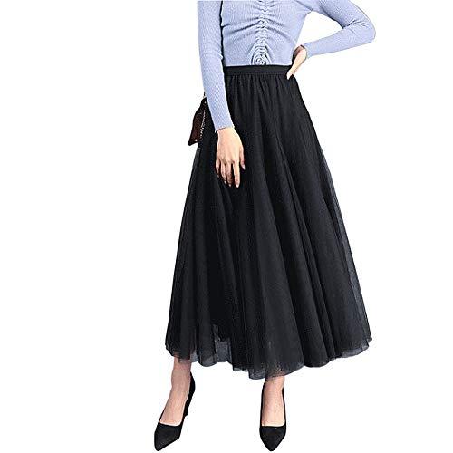 Aivtalk Donna Gonna Corto Retro Balletto per Adulti Tutu Sottoveste Minigonna Principessa Petticoat per Prom Costumi Danza Gonne