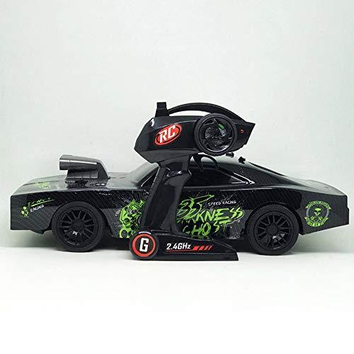 Pinjeer RC Car Charging 2.4G 1:10 Drift Racing Car Campeón de Alta Velocidad de Control Remoto de Vehículos Modelo de Vehículo Eléctrico Niños Hobby Juguetes para Niños 5+