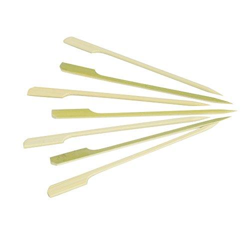 Delys-By-Verceral 507891 Lotto 100 Mini Bamboo Spiedini Piques a 15 cm