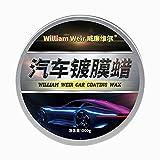 adfafw 1 Pieza Set Cera de Recubrimiento Automotriz Cera de Recubrimiento, Nano Automotriz Cera para Coche, Revestimiento de Alto Rendimiento Protegón La Apariencia del AUTOMÓVIL. Beautiful