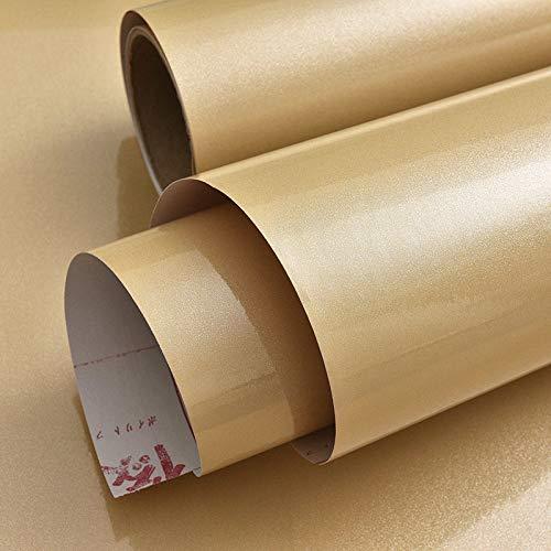 lsaiyy Selbstklebende Papier Schrank kleiderschrank Dekoration tapete wasserdicht Desktop Schrank kühlschrank Farbe Aufkleber tapete- 40cmx5m