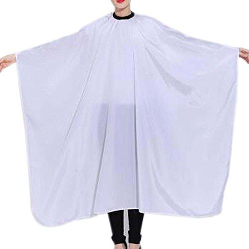 Robe de coiffure Wrap Protect Coupe des cheveux Cape Tissu coupe-cheveux Tablier Design de cheveux