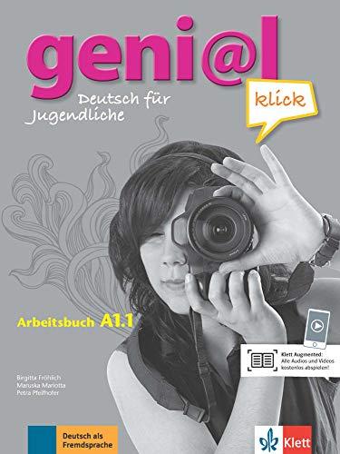 geni@l klick a1.1, libro de ejercicios con audio online