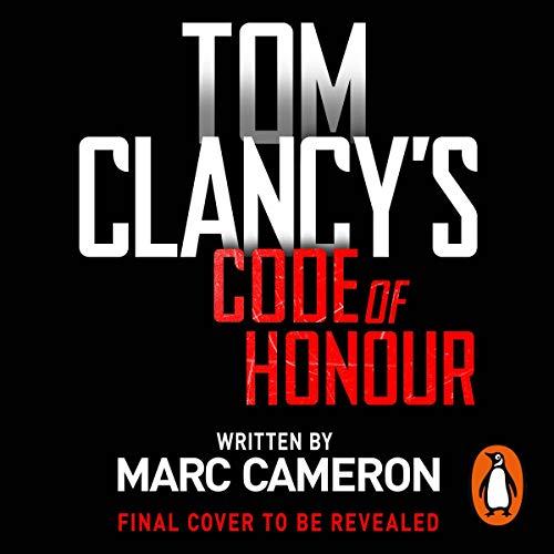 Tom Clancy's Code of Honour audiobook cover art