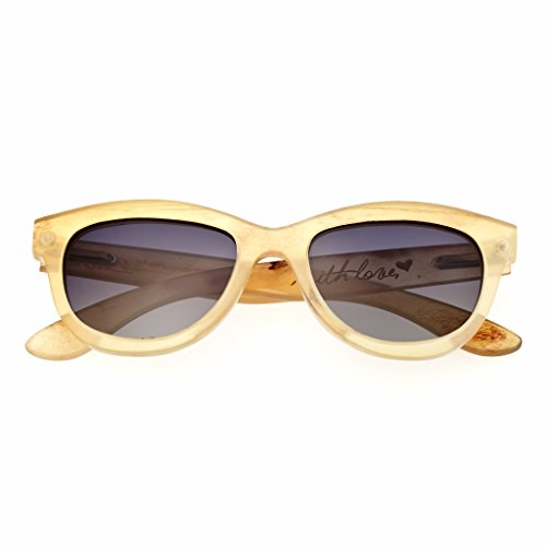 Bertha Carly Damen Polarisierte Sonnenbrille, BRSBR009C, BRSBR009C