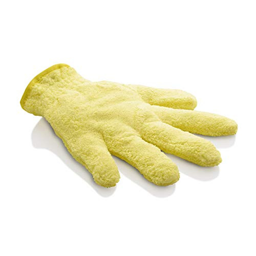 Product Image of the E-Cloth High Performance Dusting Glove, Reusable Microfiber Cloth for Dusting, 300 Wash Guarantee, 1 Pack