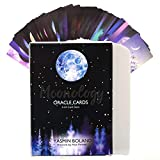 YGWL Moonology Oracle Cards - EIN 44-Karten-Deck Mysticism für Family Activity Brettspiel -...