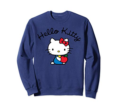 Hello Kitty Retro Logo Long Sleeve