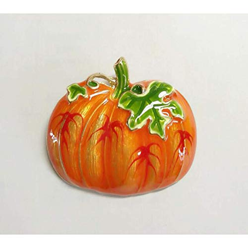 YXFYXF Brooch Cute Sweet Pumpkin Brooch Christmas Hallowmas Gift Jewelry Female Jewelry Accessories (Color : Cc)
