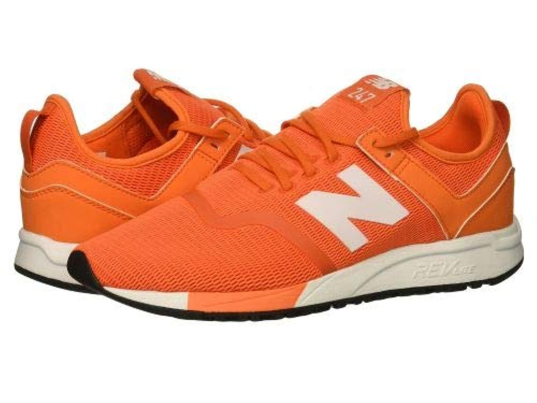 New Balance Classics(ニューバランス クラシック) メンズ 男性用 シューズ 靴 スニーカー 運動靴 MRL247Dv1 - Bengal Tiger/White [並行輸入品]