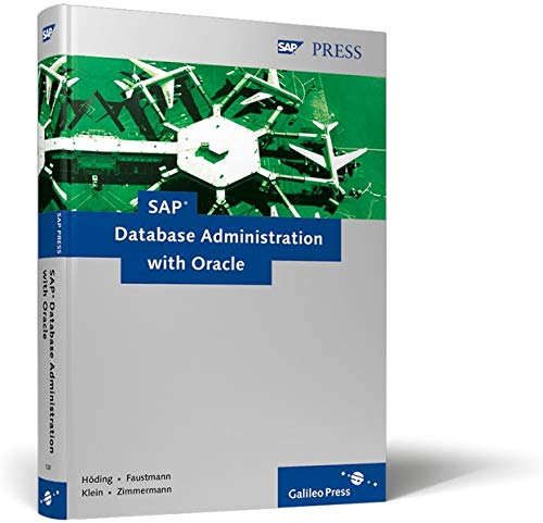SAP Database Administration with Oracle (SAP PRESS: englisch)