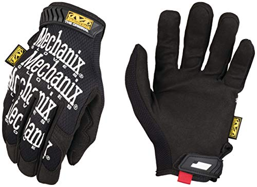 Mechanix Wear - Original Work Gloves (X-Large, Black)