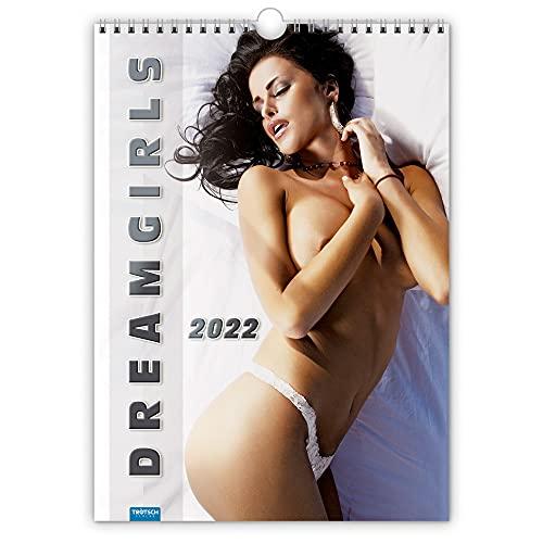 Trötsch Erotikkalender Kalender Dreamgirls 2022: Erotikkalender Aktkkalender Erotik Kalender