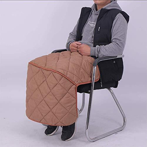 Wheelchair Leg Keep Warm Cold Protection Indoor Travel Lunch Break Wheelchair Accessories Legging Quilt