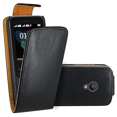 WenTian Nokia 150 (2020) Handy Hülle, Hüllen Etui Ledertasche Premium Lederhülle Schutzhülle für Nokia 150 2020 Edition/Nokia 125
