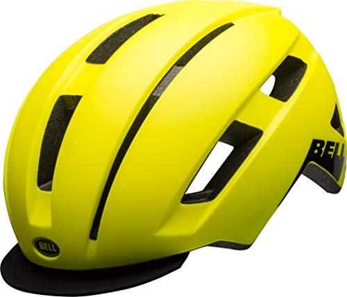 Bell Casque de vélo Unisexe à LED Junior pour Enfant Hi-viz Taille Unique 50-57 cm