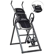 Innova ITX1200 Inversion Table with Adjustable Stretch Bars for Optimal Slope Inversion and Full Body Stretch
