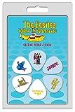The Beatles Guitar Picks, 6-Pack, LP-TB3