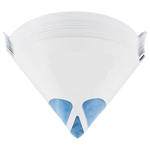 Lacksiebe 125 oder 190 µ Papier mit Nylon für Autolack (50 Lacksiebe in 190µ)