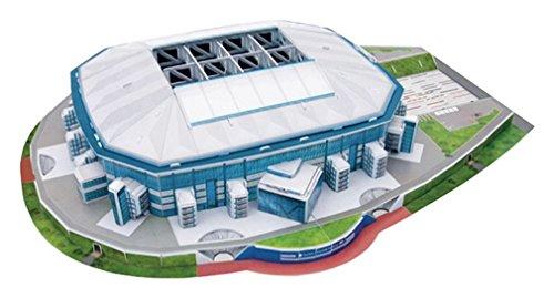Giochi Preziosi Nanostad 3D Puzzle Veltins Arena, Schalke
