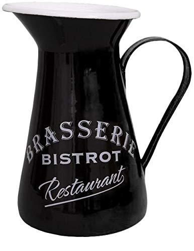 Broc en métal coloré Brasserie-Bistrot