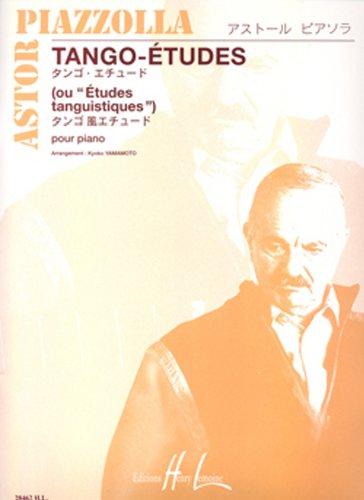Tango-Etudes (6) Piano