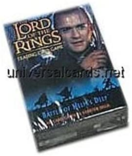 Lord of the Rings Trading Card Game: Battle of Helm's Deep Legolas Starter Deck
