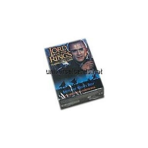 Lord of the Rings Trading Card Game: Battle of Helm's Deep Legolas Starter Deck by Lord of the Rings TCG